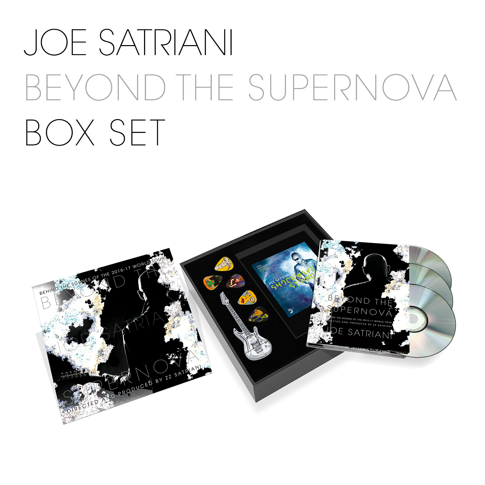 Joe Satriani - discography > discography listing