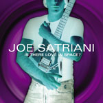 Cover of Joe Satriani - Is There Love In Space?
