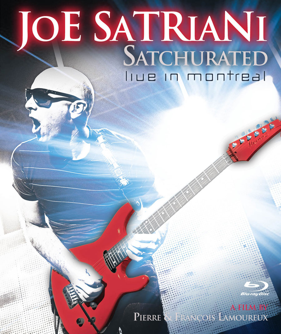 Joe Satriani Satchurated 2010