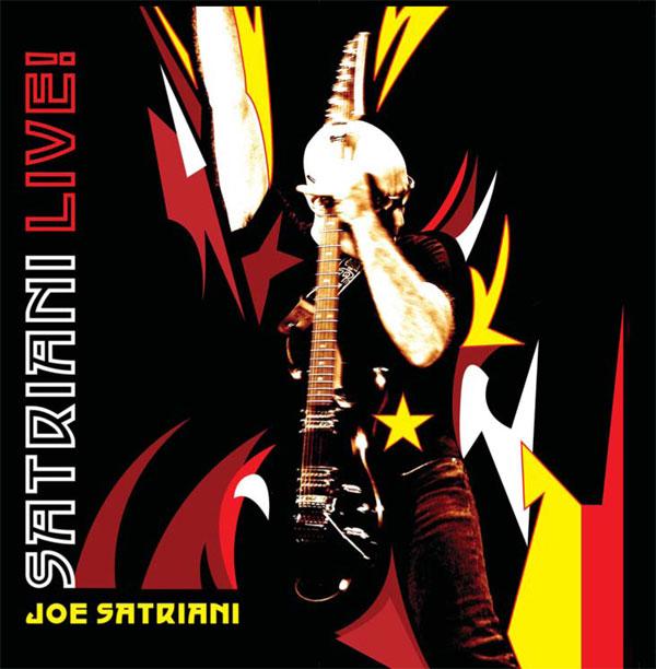 Joe Satriani Live : joe satriani discography satriani live ~ Vivirlamusica.com Haus und Dekorationen
