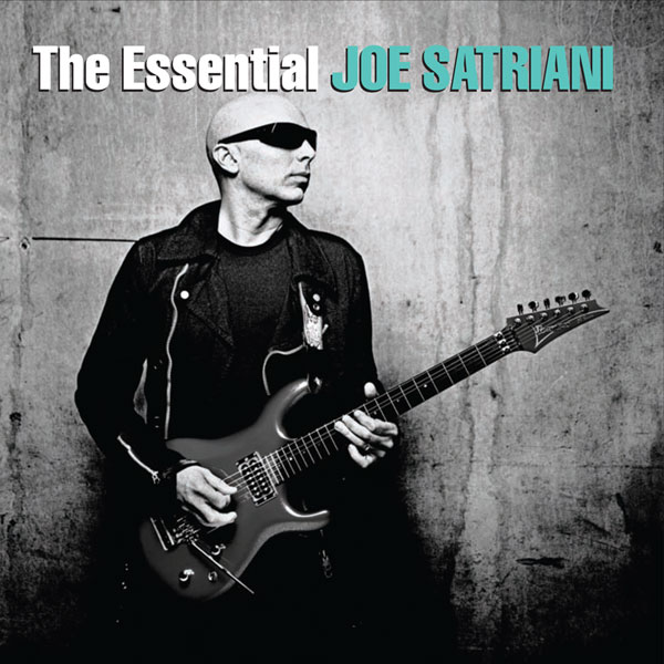 The Essential Joe Satriani Cover