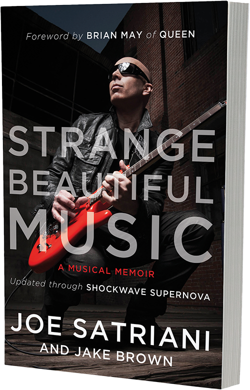 Strange Beautiful Music - Now In Paperback!