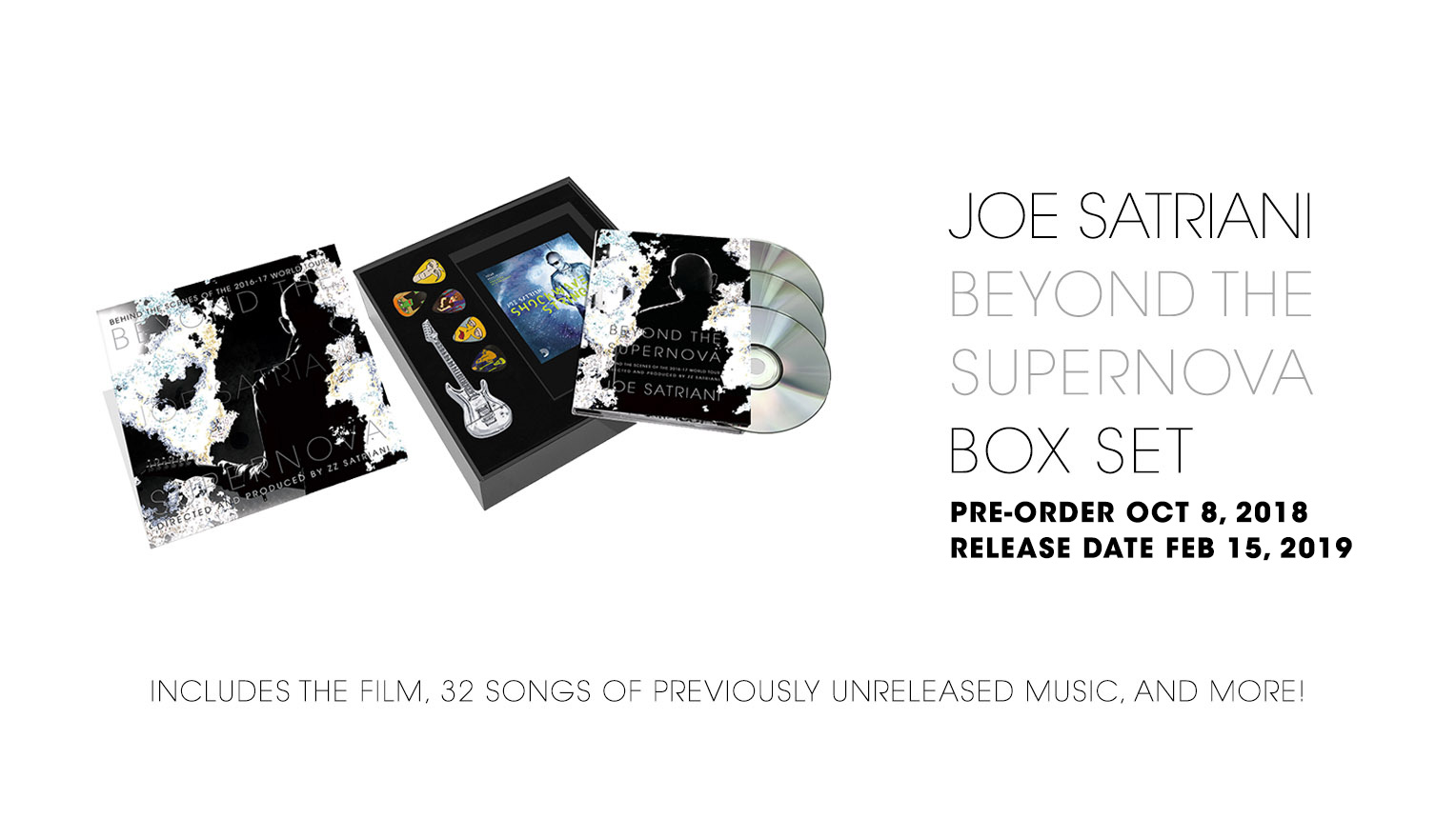 Beyond The Supernova Box Set