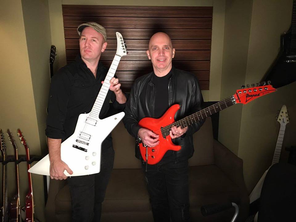 Joe Satriani News