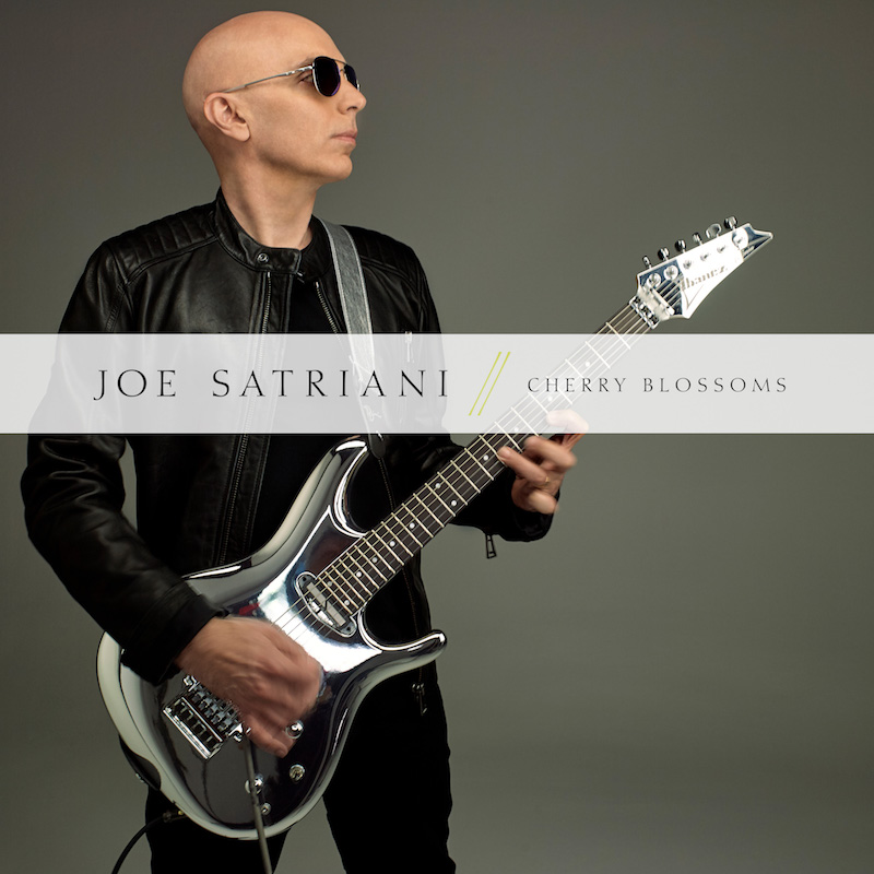 Joe satriani news listen now to cherry blossoms the latest release from what happens next m4hsunfo